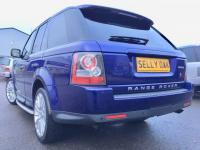 USED 2010 60 LAND ROVER RANGE ROVER SPORT 3.0 TDV6 HSE 5d AUTO 245 BHP Stunning Colour Combination