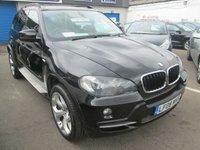 2008 BMW X5 3.0 D SE 5d AUTOMATIC  232 BHP £9495.00