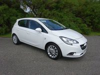 2017 VAUXHALL CORSA 1.4 SE 5 Dr AUTOMATIC 89 BHP, 1 OWNER FSH, 5250 MILES £11695.00