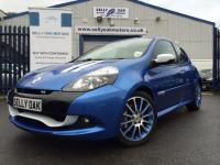 USED 2010 10 RENAULT CLIO 2.0 16V Gordini 200 3dr Special Edition Only 500