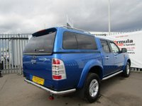 USED 2011 11 FORD RANGER 2.5 TDCi XLT Regular Cab Pickup 4x4 4dr FULL MOT+LEATHER+NO VAT!!!