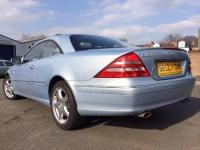 USED 2002 52 MERCEDES-BENZ CL 5.0 CL500 2dr Great Spec With FSH