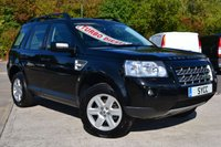 2010 LAND ROVER FREELANDER 2.2 TD4 E GS 5d 159 BHP £6699.00