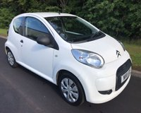 USED 2011 11 CITROEN C1 1.0 VTR 3d 68 BHP 6 MONTHS PARTS+ LABOUR WARRANTY+AA COVER