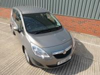 USED 2011 11 VAUXHALL MERIVA 1.4 i 16v Excite 5dr (a/c) 12 MONTH WARRANTY