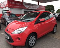 2011 FORD KA 1.2 EDGE 3d 69 BHP **ONLY 21,000 MILES** £4495.00