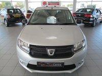2014 DACIA SANDERO 1.1 AMBIANCE 5d 75 BHP £4995.00
