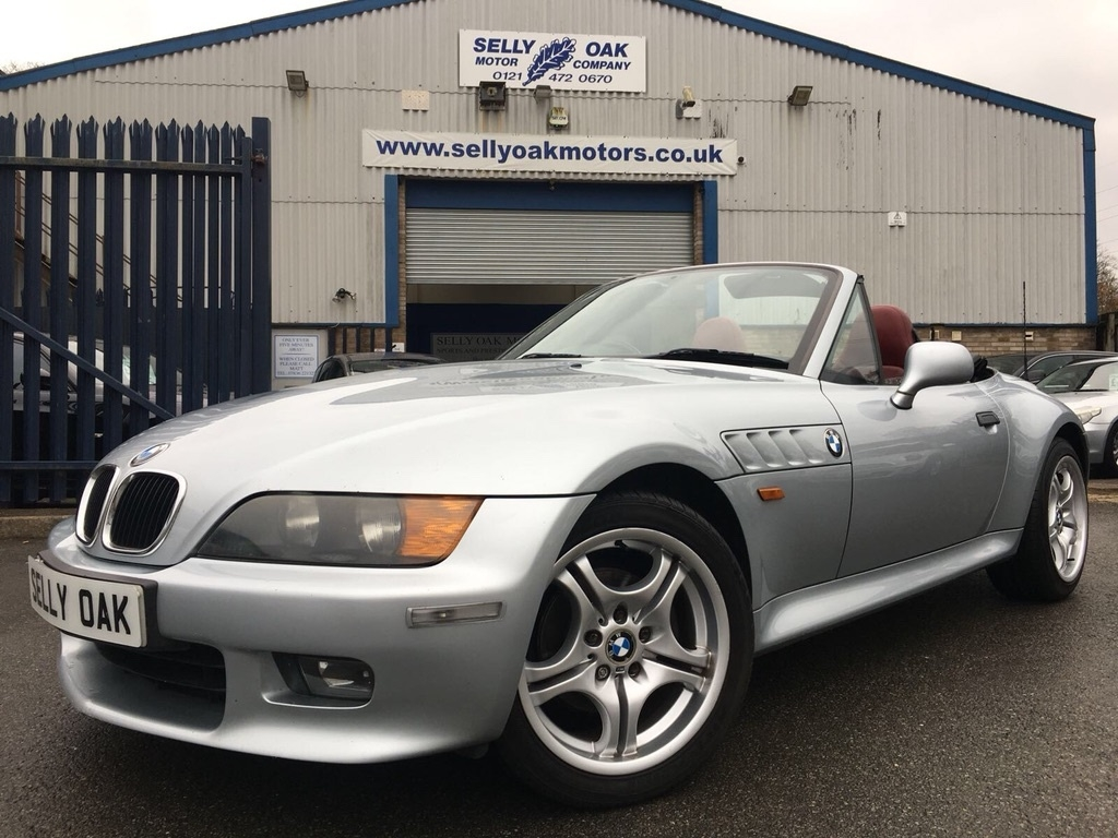 ... USED 1998 BMW Z3 2.8 2dr ...