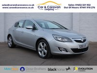 USED 2010 10 VAUXHALL ASTRA 1.7 SRI CDTI 5d 123 BHP Service History A/C Cruise 0% Deposit Finance Available