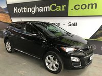 USED 2010 10 MAZDA CX-7 2.2 SPORT TECH D 5d 173 BHP
