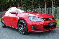 2014 VOLKSWAGEN GOLF 2.0 GTD 5d 181 BHP £12500.00