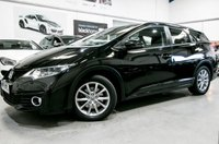USED 2015 15 HONDA CIVIC 1.6 I-DTEC SE PLUS NAVI TOURER 5d 118 BHP
