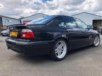 USED 2003 03 BMW 5 SERIES  4.4 540i Sport 4dr Champagne Edition & FSH