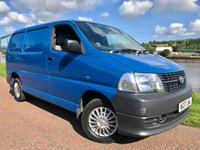 USED 2007 07 TOYOTA HI-ACE 2.5 280 SWB D-4D 120 1d 116 BHP **JUST BEEEN SERVICED AND DETAILED**
