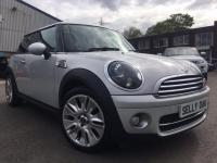 USED 2010 59 MINI HATCH COOPER 1.6 Cooper D Camden 3dr High Spec Special Edition!
