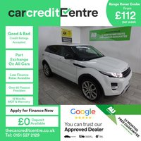 USED 2015 LAND ROVER RANGE ROVER EVOQUE 2.2 SD4 DYNAMIC LUX 5d AUTO 190 BHP