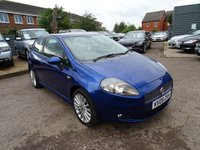 USED 2009 09 FIAT GRANDE PUNTO 1.9 MULTIJET SPORTING 5d 128 BHP **SERVICE STAMPS   *CURRENT MOT TILL MARCH 2019