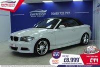 2009 BMW 1 SERIES 2.0 118D M SPORT 2d 141 BHP £8999.00