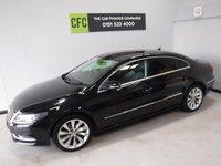 2014 VOLKSWAGEN CC 2.0 GT TDI BLUEMOTION TECHNOLOGY DSG 4d AUTO 138 BHP £12500.00