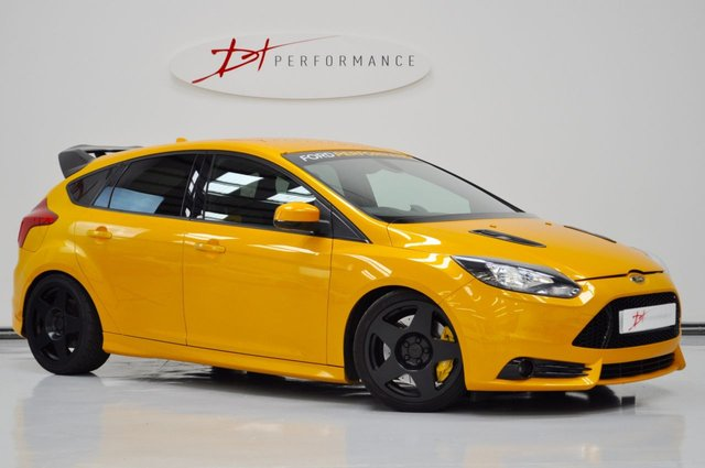 2012 62 FORD FOCUS 2.0 ST-2 5d 310 BHP HUGE SPECIFICATION MODIFIED SHOW CAR