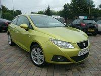 2009 SEAT IBIZA 1.4 SE 3d 85 BHP £3199.00