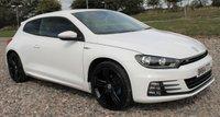 2015 VOLKSWAGEN SCIROCCO 2.0 R LINE TDI BLUEMOTION TECHNOLOGY DSG 2d AUTO 148 BHP £15790.00