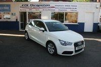 2012 AUDI A1 1.6 TDI SE 3d 103 BHP £6990.00