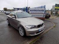 2010 BMW 1 SERIES 2.0 120I SE 2d 168 BHP £6995.00
