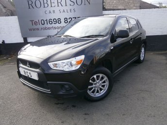 Used Mitsubishi Asx Cars In Hamilton From Robertson Car Sales
