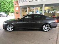 2011 BMW 5 SERIES 530D MSPORT AUTO £11475.00