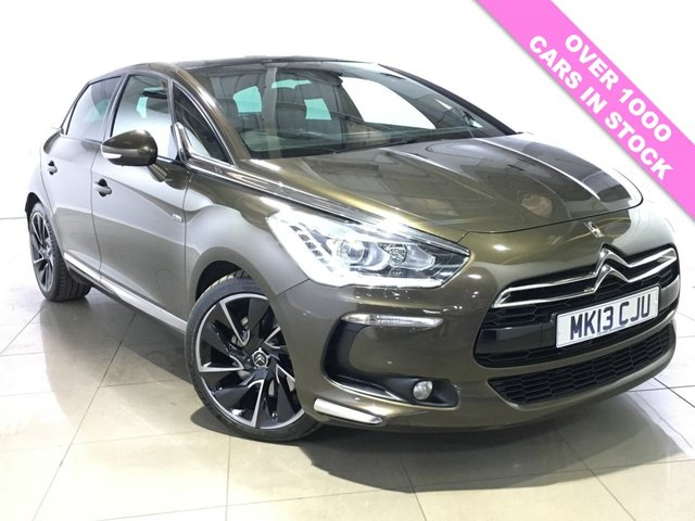 View our 2013 13 CITROEN DS5 2.0 HYBRID4 DSPORT EGS 5d 161 BHP