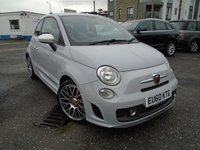 USED 2010 60 ABARTH 500 1.4 ABARTH 3d 135 BHP