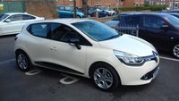 USED 2015 15 RENAULT CLIO 1.1 DYNAMIQUE NAV 16V 5d 73 BHP ONLY 2485 MILES! GOOD SPECIFICATION INCLUDING ALLOY WHEELS, SATELLITE NAVIGATION, MEDIA, AIR CONDITIONING, AUXILLIARY INPUT AND USB CONNECTION!  CHEAP TO RUN, LOW CO2 EMISSIONS, LOW ROAD TAX, AND EXCELLENT FUEL ECONOMY!!..ONLY 2485 MILES AND FULL RENAULT SERVICE HISTORY!
