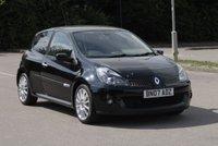 2007 RENAULT CLIO 2.0 RENAULTSPORT 197 3d 195 BHP £2295.00