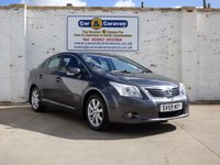 2009 TOYOTA AVENSIS 1.6 TR VALVEMATIC 4d 132 BHP £4888.00