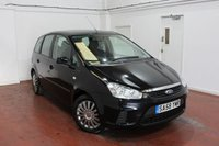 USED 2008 58 FORD C-MAX 1.8 STYLE 5d 124 BHP