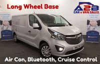 USED 2016 16 VAUXHALL VIVARO 1.6 2900 CDTI SPORTIVE 115 BHP Long Wheelbase, 46269 Miles, Air Con , Cruise Control. Bluetooth, Dab Radio. *Over The Phone Low Rate Finance Available*   *UK Delivery Can Also Be Arranged*           ___       Call us on 01709 866668
