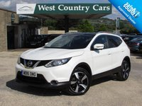 USED 2016 16 NISSAN QASHQAI 1.6 N-CONNECTA DIG-T 5d 163 BHP Practical Family Crossover, Only 1 Owner From New