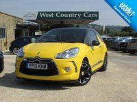 USED 2013 13 CITROEN DS3 1.6 DSTYLE PLUS 3d 120 BHP Well Cared For Fun To Drive