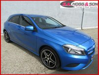 2014 MERCEDES-BENZ A CLASS 1.5 A180 CDI BLUEEFFICIENCY SE 5dr AUTO **£30 PER YEAR ROAD TAX** £12995.00