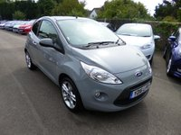 USED 2016 16 FORD KA 1.2 TITANIUM THIS VEHICLE IS AT SITE 1  - TO VIEW CALL US ON 01903 892224