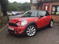2011 MINI HATCH COOPER 1.6 COOPER S 3d 184 BHP £6495.00