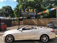 2015 MERCEDES-BENZ E CLASS 2.1 E220 BLUETEC AMG LINE PREMIUM 2d AUTO 174 BHP £20499.00