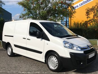 2015 CITROEN DISPATCH 2.0 1200 L2H1 LWB ENTERPRISE HDI 126 A/C Cruise, £6950.00