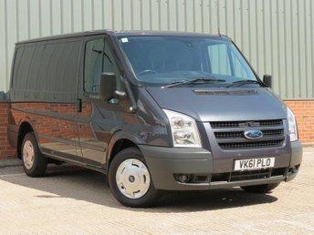 2011 FORD TRANSIT 2.2 280 TREND LR 1d 115 BHP £SOLD