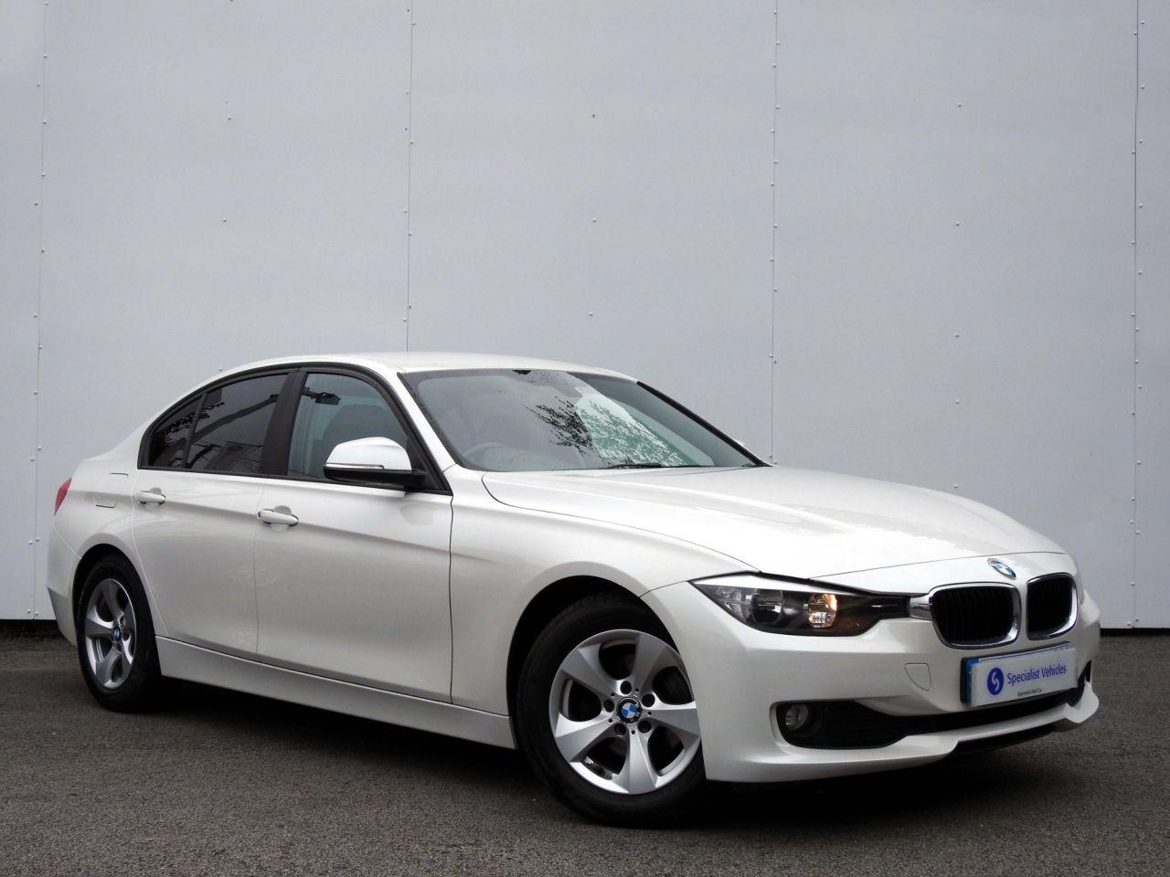 USED 2012 62 BMW 3 SERIES 2.0 320D EFFICIENTDYNAMICS 4d 161 BHP FULL BMW  MAIN DEALER ...