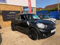 USED 2011 61 MINI COUNTRYMAN 1.6 ONE 5d 98 BHP WE SPECIALISE IN MINI'S!!!!!!