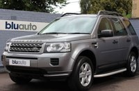 2013 LAND ROVER FREELANDER 2.2 SD4 GS 5d AUTO 190 BHP £16620.00