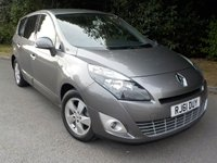 2012 RENAULT SCENIC 1.5 DYNAMIQUE TOMTOM DCI 5d 110 BHP £6995.00