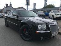 2008 CHRYSLER 300C 3.0 CRD 4d AUTO 215 BHP £6250.00